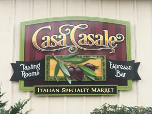Commercial Exterior Signage