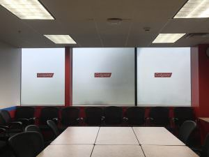 Commercial Frosted Glass