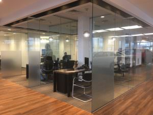 Commercial Safety Film for Internal Windows